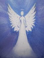 Archangel Michael Inspired Angel Painting