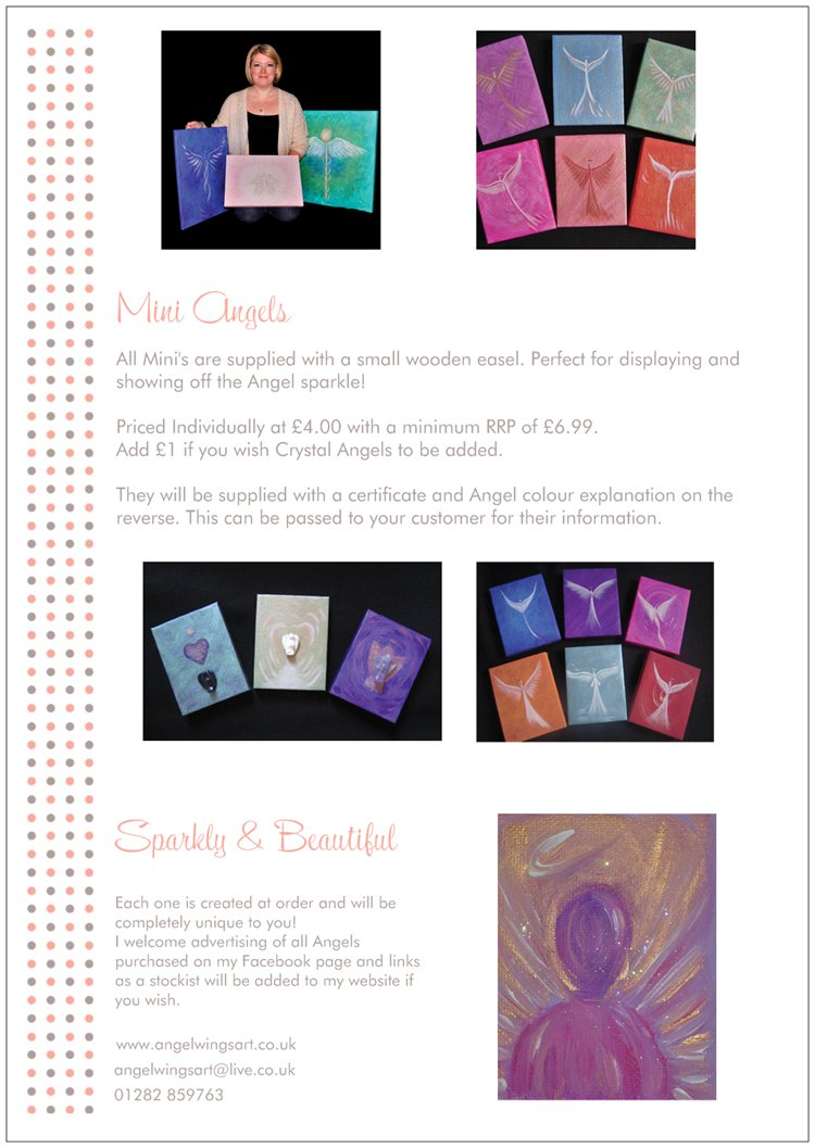 Wholesale Angel & Angelic Art
