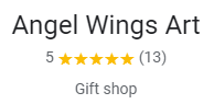 Angel Wings Art Google Reviews