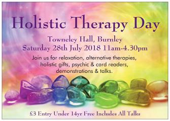 Holistic Therapy Day, Towneley Hall, Burnley, Lancashire MBS Fair