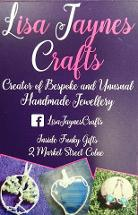 Crystal Jewellery and Gifts at Angel Wings Art Events