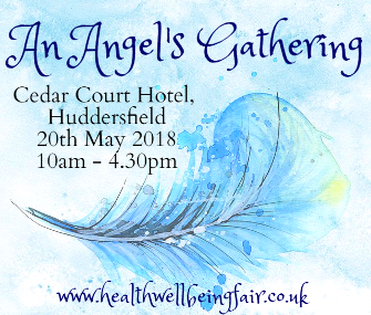 An Angels Gathering MBS Fair Huddersfield Yorkshire