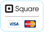 Square Payment Accepted Visa Mastercard